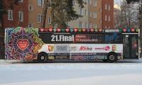 Autobus WOŚP 2013